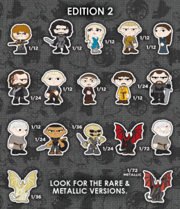 Game of Thrones Mystery Minis Serie 2 (Funko)