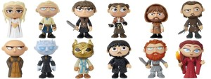 Game of Thrones Mystery Minis Serie 3 (Funko)